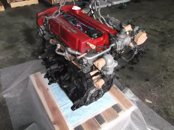 MITSUBISHI LANCER EVO 6 CP9A 4G63 ENGINE