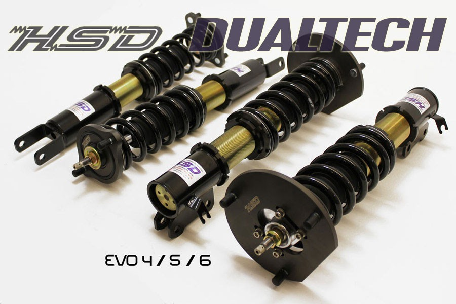 Mitsubishi Evo Iv X Hsd Coilover Suspension Set Jdmdistro Buy