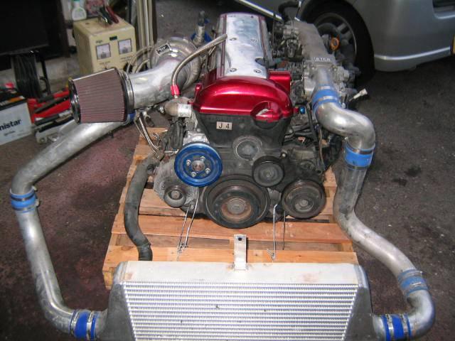 Toyota Chaser Jzx100 1jzgte Vvti Engine Amp Hks Valcon