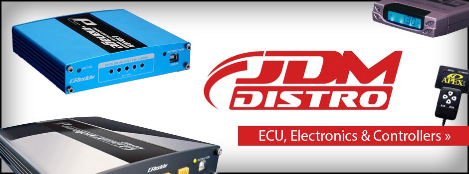 Electronics (ECUs, controllers, sensors, gauges)