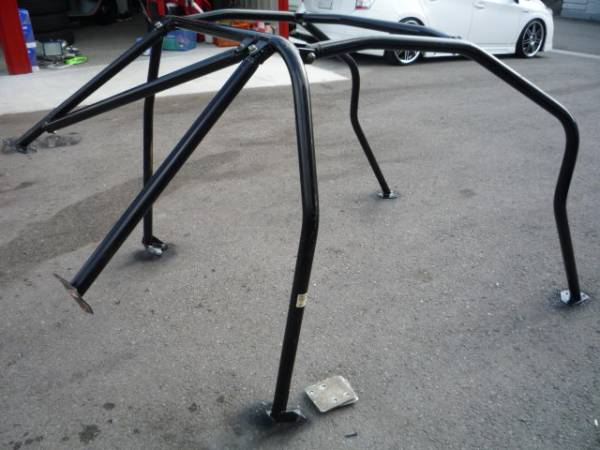 Cusco 7 Point Roll Cage Toyota Corolla Ae86 Jdmdistro Buy Jdm Parts Online Worldwide Shipping