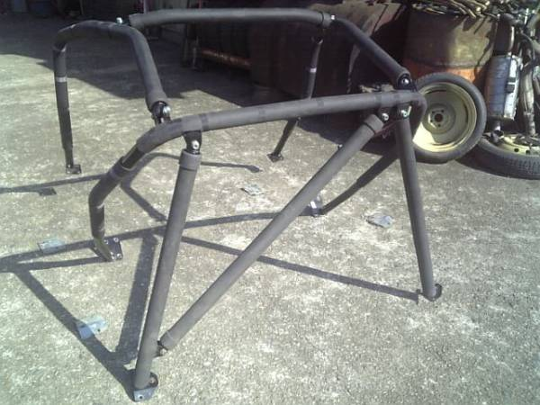Cusco 7 Point Roll Cage Toyota Glanza Ep91 Jdmdistro Buy Jdm Parts Online Worldwide Shipping