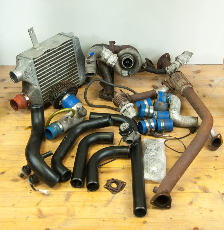 Greddy Turbo Parts: GREDDY TD05 TURBO KIT MAZDA MX5 EUNOS ROADSTER 1.6