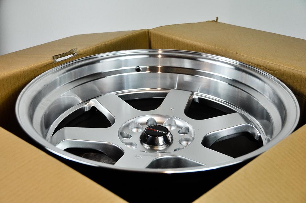 JR Wheels (Japan Racing)