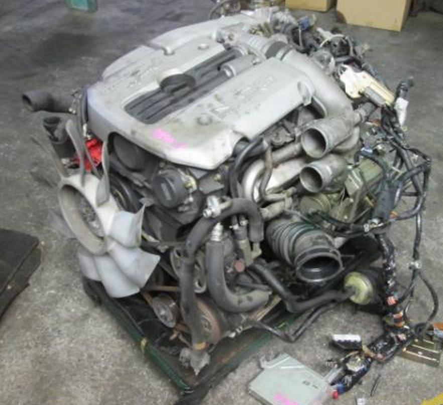 Nissan Skyline R34 Gtt Rb25det Neo Turbo Engine Wgc34