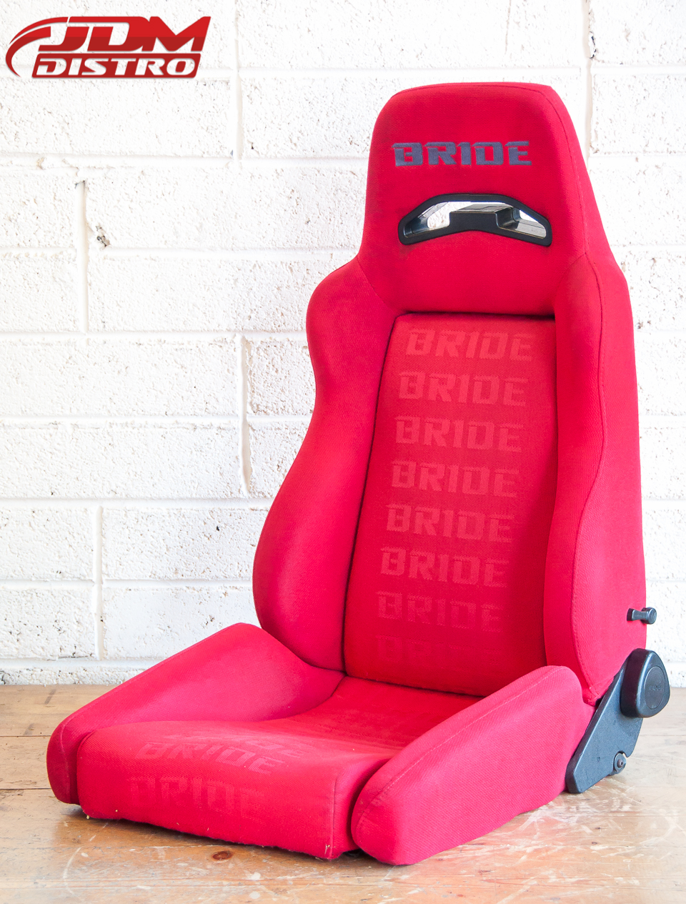 BRIDE RACING SEAT – REVS red for sale uk europe-1