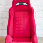 BRIDE RACING SEAT – REVS red for sale uk europe-2