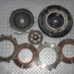 hks gd max twin plate clutch skyline rb 2