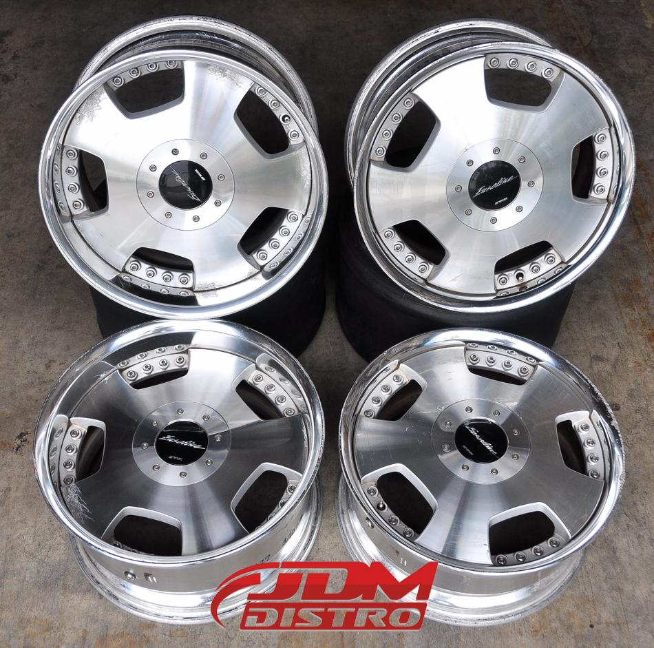 WORK EUROLINE DH - JDMDistro - Buy JDM Parts Online Worldwide Shipping