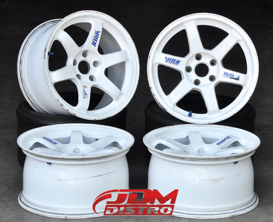 Alloy Wheel Premium T-shirt Tee Stance TE37 Grid Scene Lowered Car JDM EURO