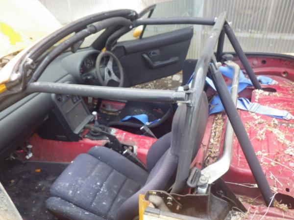Cusco 6 Point Roll Cage Mazda Mx5 Jdmdistro Buy Jdm