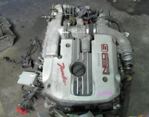 NISSAN SKYLINE R34 GTT RB25DET NEO TURBO ENGINE - JDMDistro - Buy JDM Parts Online Worldwide ...