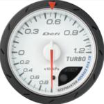 defi advance cr turbo white
