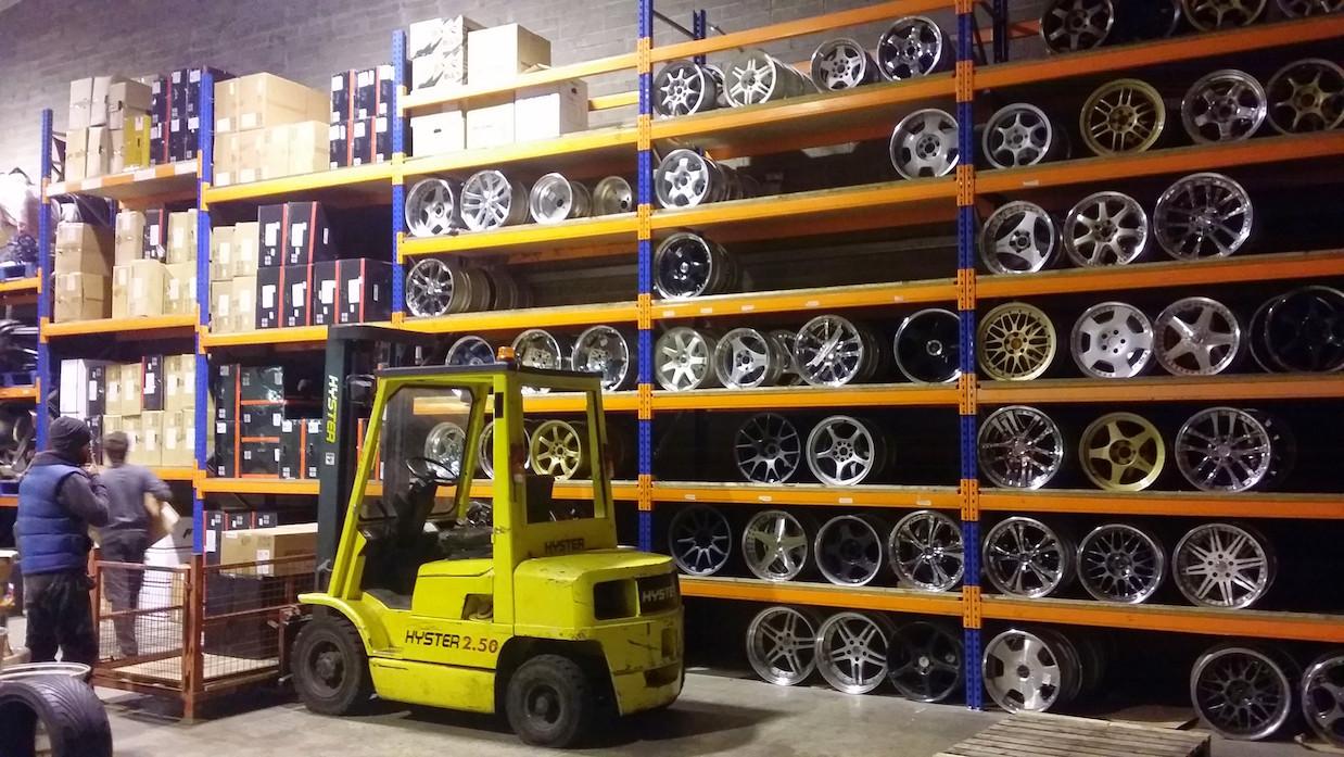 wheel rack 2