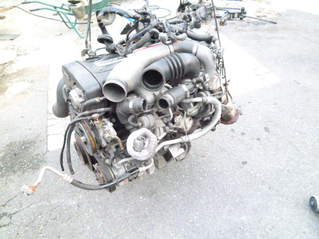 NISSAN SKYLINE R33 GTR RB26 ENGINE