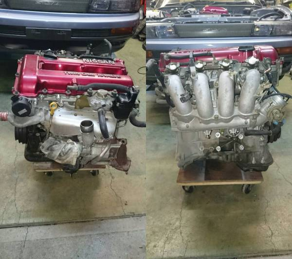 Sr20det Jdm Engine: NISSAN SILVIA PS13 180SX SR20DET ENGINE