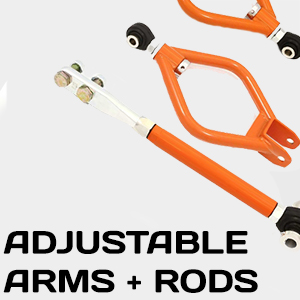 Adjustable Suspension Arms & Rods