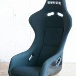 BRIDE RACING SEAT - ZETA III black for sale uk europe-2