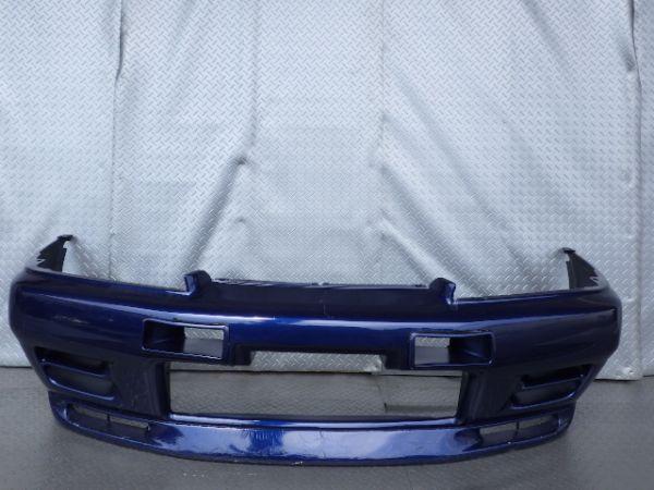 NISSAN SKYLINE R32 GTR OEM FRONT BUMPER