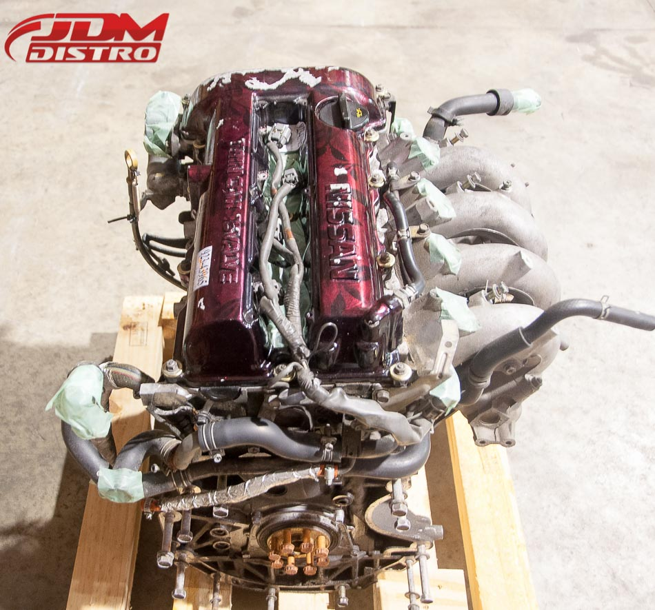 Sr20det Check Engine Light: NISSAN SILVIA/180SX S13 SR20DET ENGINE