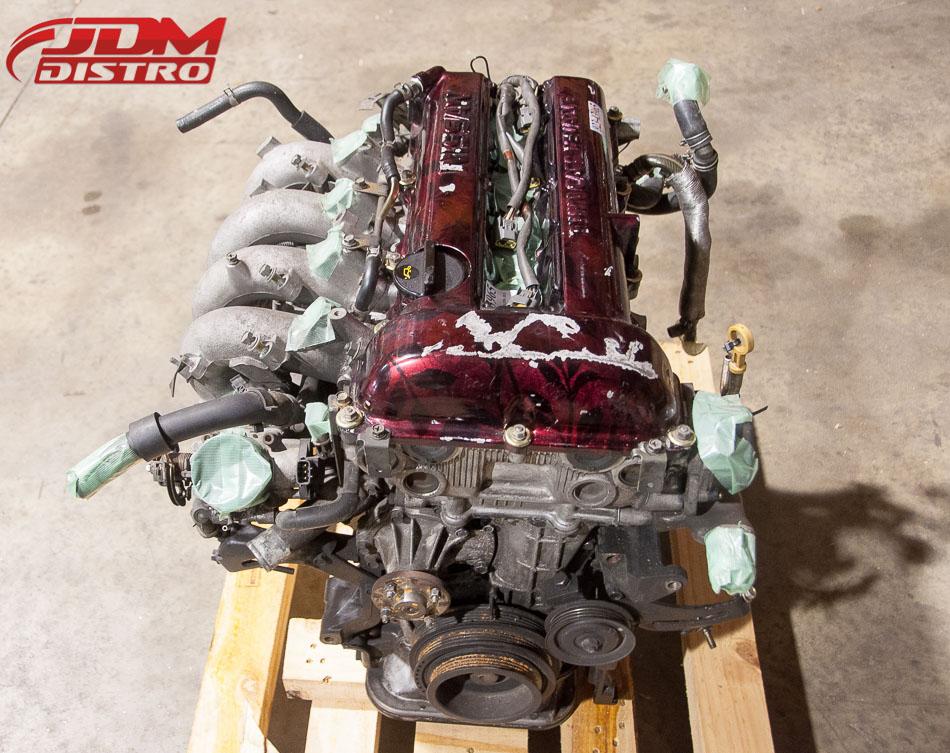 Nissan silvia 180sx s13 sr20det engine hks forged 2 1 for 2 4 motor for sale