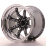 japan racing jr19 15x10.5 gunmetal for sale uk ireland europe