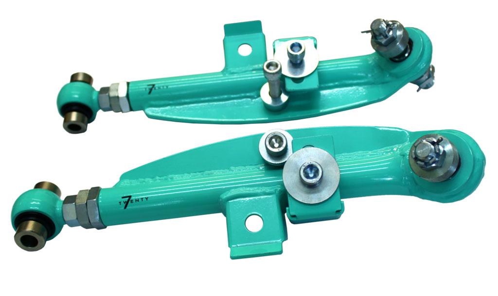 NISSAN SILVIA/SKYLINE S13 / S14 / S15 / R32 / R33 / R34 / Z32 7TWENTY FRONT  LOWER CONTROL ARMS