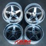 work equip porsche 5x130 deepdish wheels for sale uk europe-1