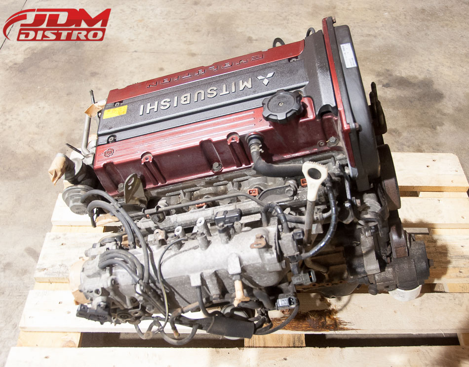 Mitsubishi Lancer Evo 7 4g63 Engine Jdmdistro Buy Jdm Parts