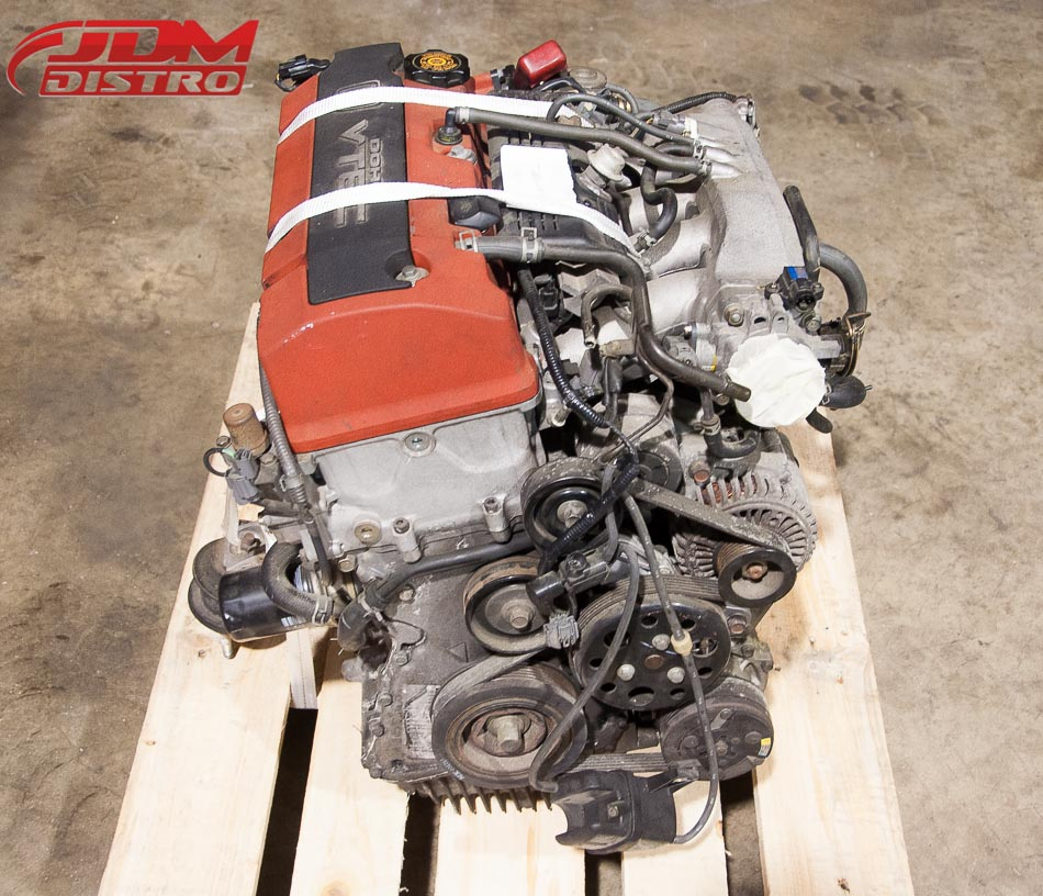 HONDA S2000 - F20C ENGINE - JDMDistro - Buy JDM Parts Online Worldwide Shipping