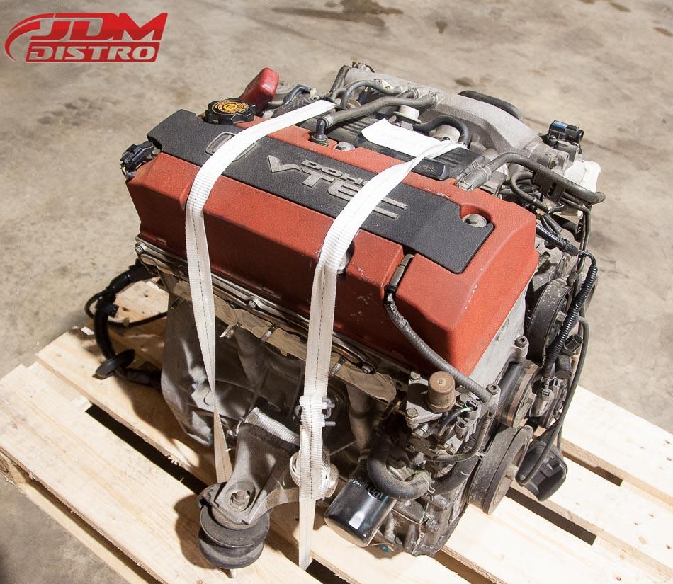 HONDA S2000 - F20C ENGINE