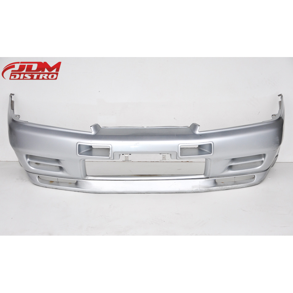 nissan skyline r32 gtr oem n1 front bumper jdmdistro. Black Bedroom Furniture Sets. Home Design Ideas