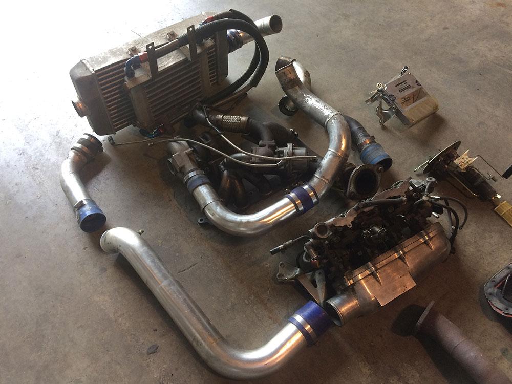 Toyota Levin Ae111 Blitz K24 Turbo Kit Jdmdistro Buy