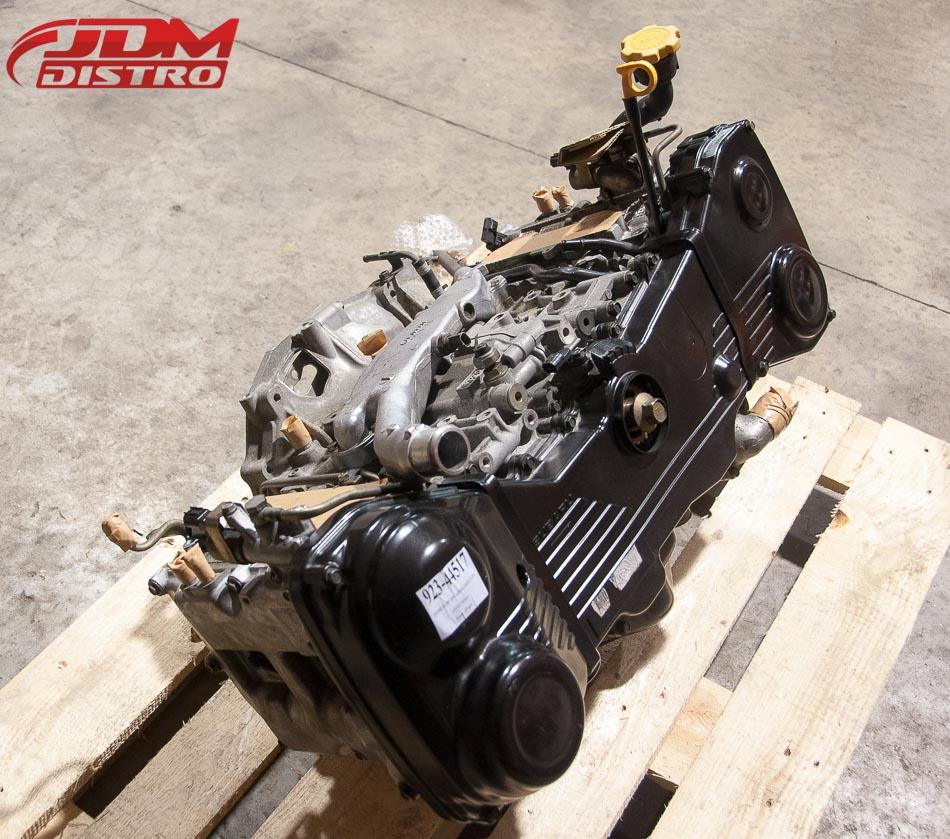 2016 Subaru Legacy Transmission: SUBARU LEGACY GT B-SPEC BP5 BL5 EJ20 ENGINE