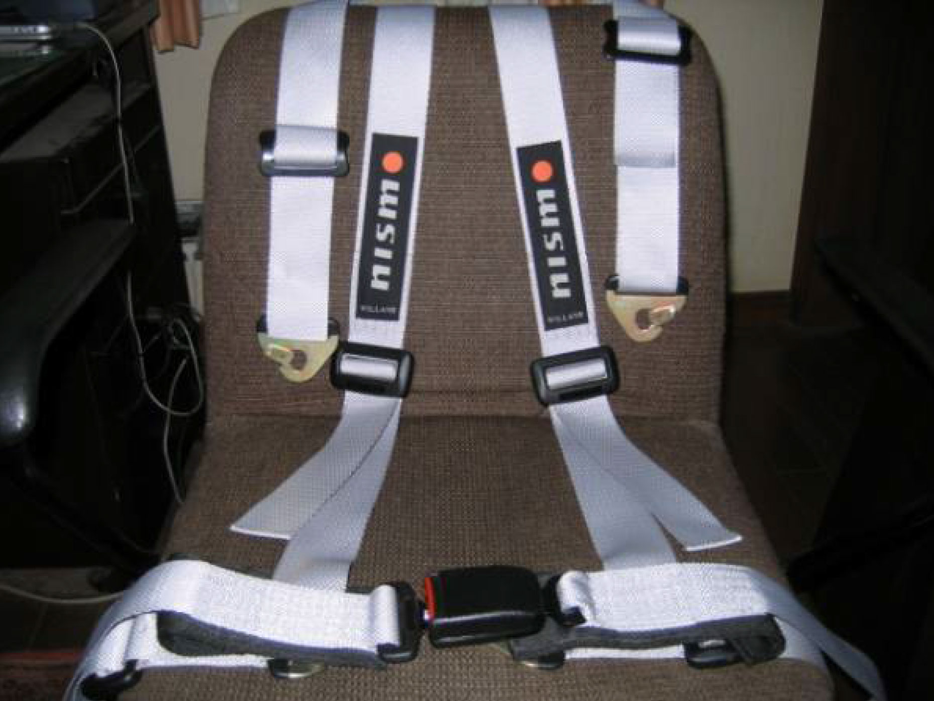 Nismo 4 Point Seat Belt Racing Harness Jdmdistro Buy Jdm Parts