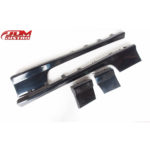 NISSAN 180SX KOUKI TYPE X SIDE SKIRTS FOR SALE UK EUROPE BLACK-2