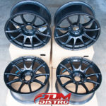 ssr gtx01 18- 5x114.3 for sale uk europe brand new- 0089