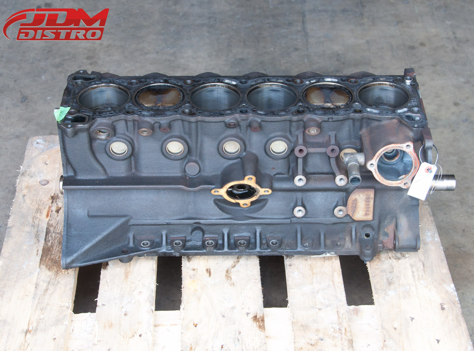 NISSAN SKYLINE R34 GTR RB26 ENGINE SHORT BLOCK