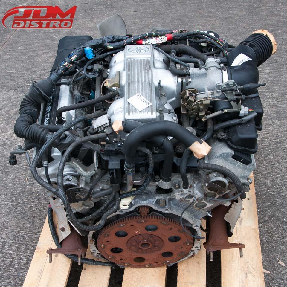 Crown Engine Parts : Toyota uz fe non vvti v engine jdmdistro buy jdm