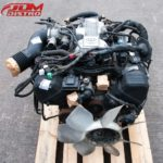 TOYOTA 1UZ-FE V8 Crown Majesta UZS151 engine for sale uk europe-3