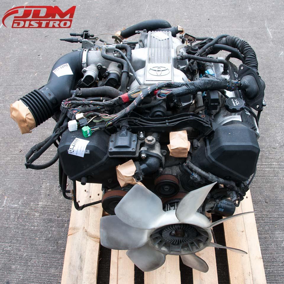 Toyota Uz Fe V Crown Majesta Uzs Engine For Sale Uk Europe on Cat Engine Parts