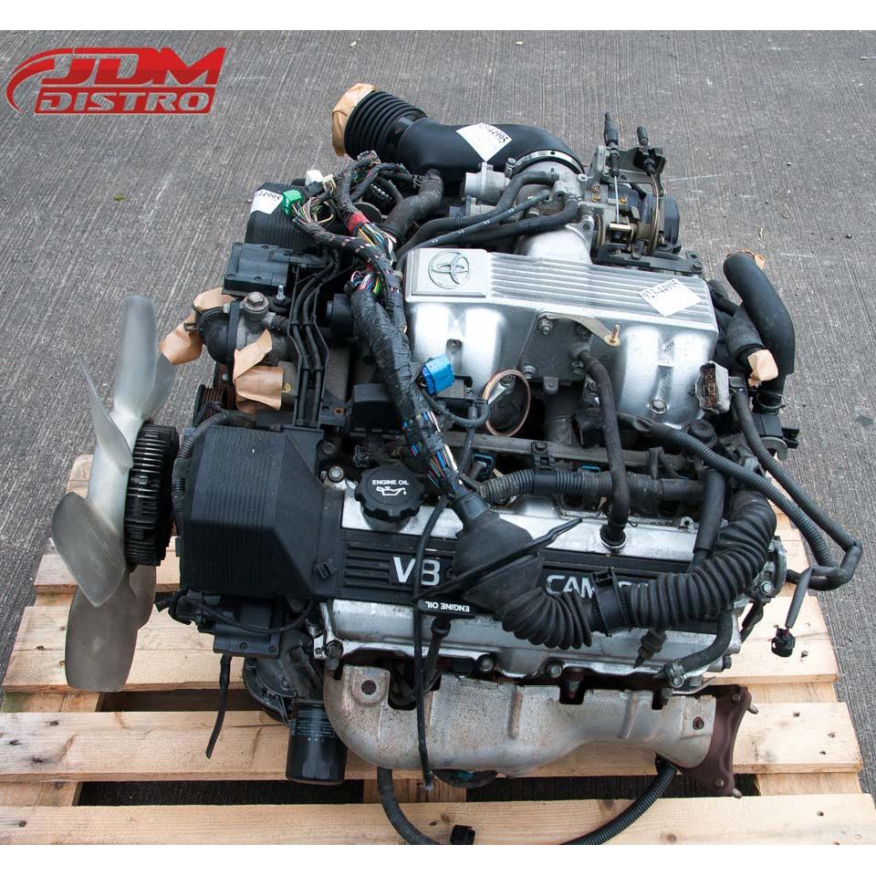 TOYOTA 1UZ-FE NON-VVTI V8 ENGINE