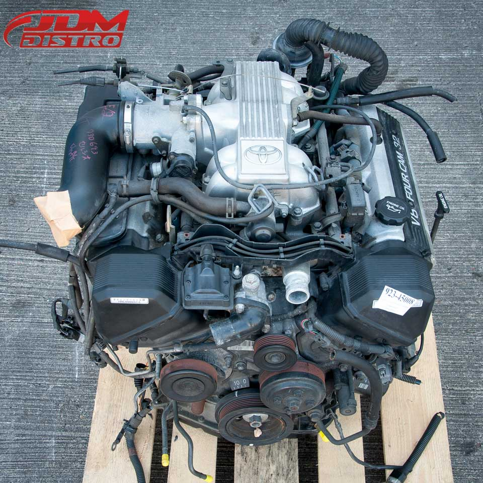 TOYOTA 1UZ-FE NON-VVTI V8 ENGINE - JDMDistro - Buy JDM Parts Online  Worldwide Shipping