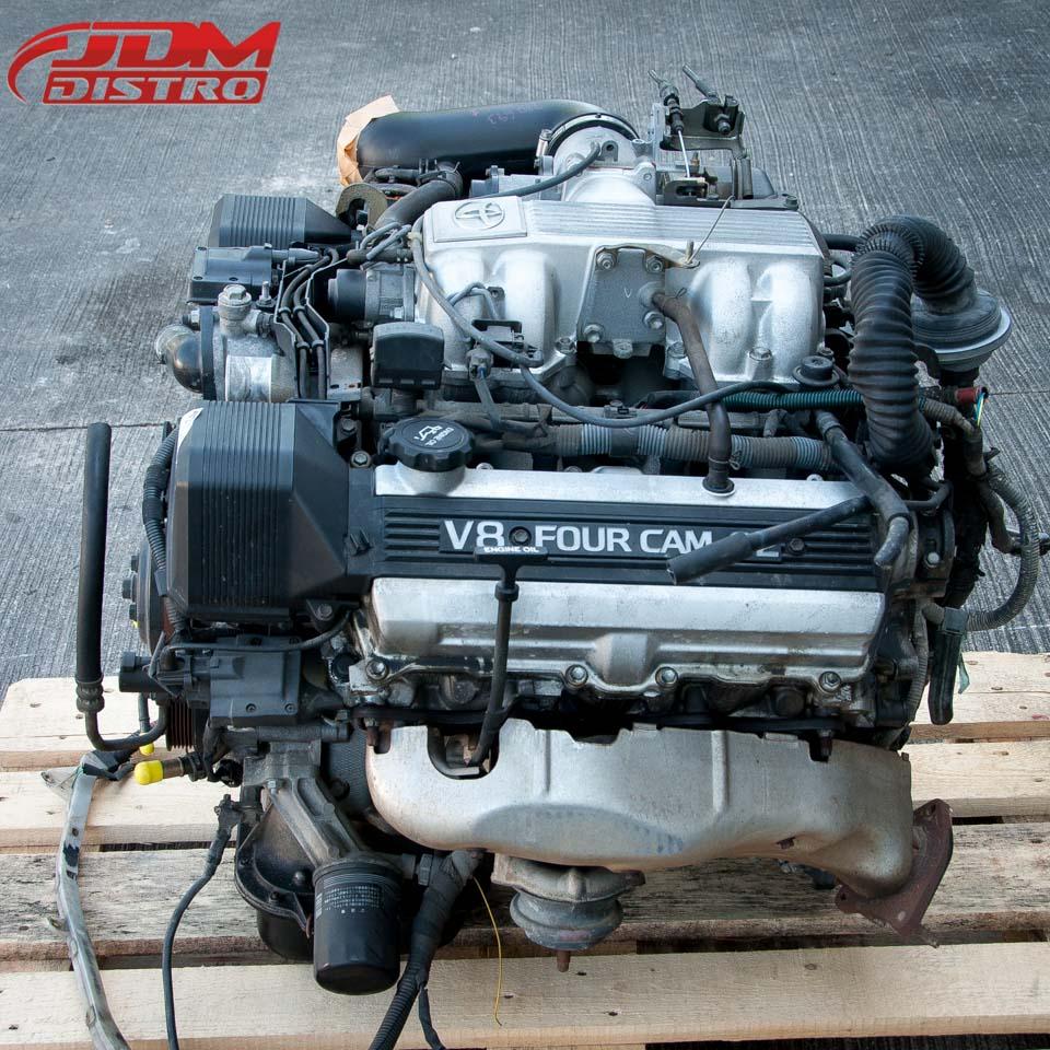 TOYOTA 1UZ-FE NON-VVTI V8 ENGINE | JDMDistro - Buy JDM Parts Online Worldwide Shipping