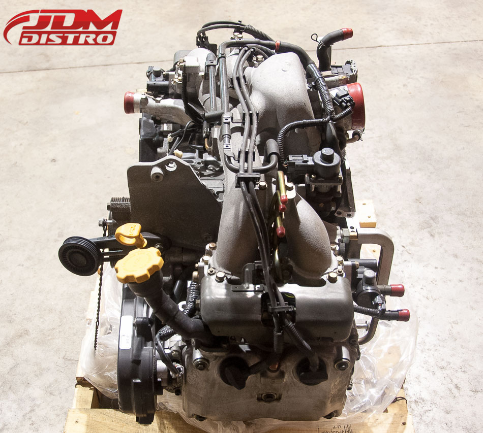 Subaru Legacy Gt Bp5 Bl5 Ej20 Engine