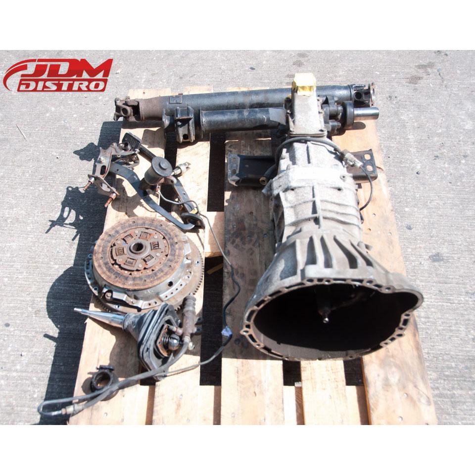 Toyota Mark Ii Gx71 Manual Kit Gearbox Conversion