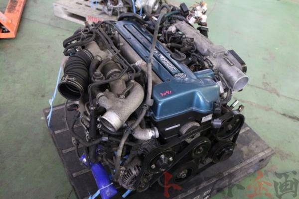 TOYOTA ARISTO SUPRA JZA80 JZS161 2JZGTE VVTI ENGINE - JDMDistro - Buy JDM Parts Online Worldwide Shipping