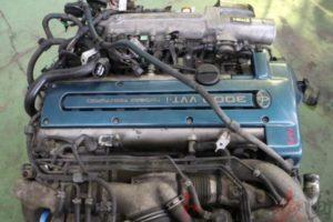 TOYOTA ARISTO SUPRA JZA80 JZS161 2JZGTE VVTI ENGINE