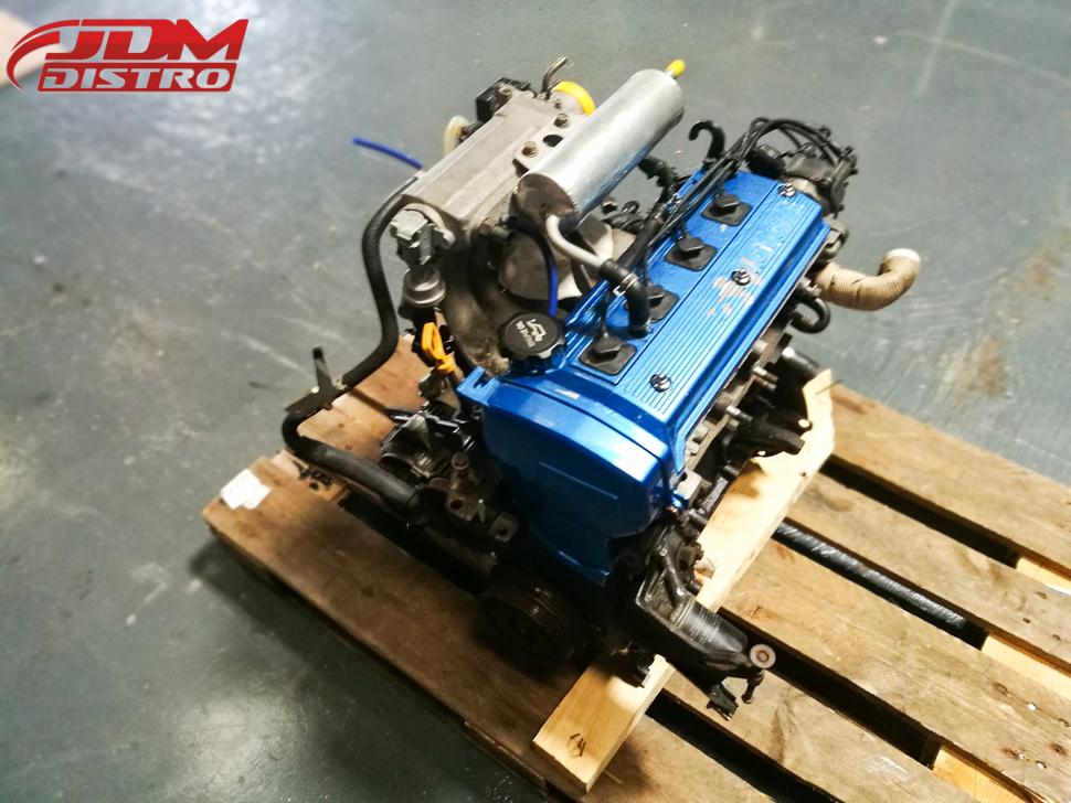 Toyota Starlet Turbo Ep91 Ep82 4efte Engine Jdmdistro