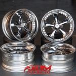 WORK VS-KF chrome alloy wheels for sale uk europe-2